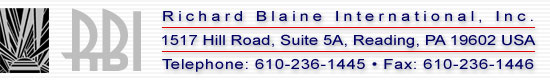 Richard Blaine International, Inc.
